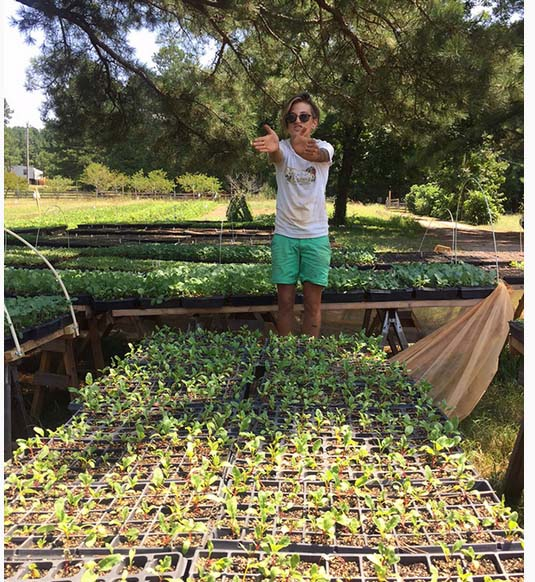 Why I Dropped Out of Business School to be an Organic Farmer