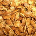 It Is Pumpkin Season - How to Make Roasted Pumpkin Seeds