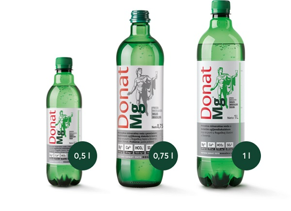 Donat Mg is available in different bottles sizes